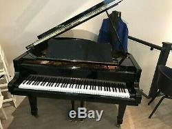 Hohner 152 Modern Black High Gloss Grand Piano Delivery & Stool Included