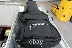 Ibanez GSR190 Bass Guitar Gloss Black 4-String with Ibanez bag included