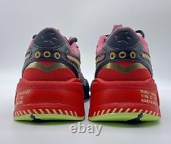 Men's Puma RS-X3 Sonic Color 2 Black/-High Risk Red 374313-01 Limited Edition