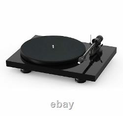 Pro-Ject Debut Carbon Evolution High Gloss Black Turntable (Open Box)