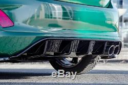 Rear Diffuser For Ford Fiesta Mk8 St (2018-up)