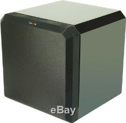 Sunfire 8 High Resolution Series Subwoofer Brand New In box Gloss Black finish