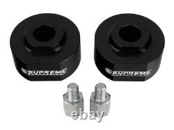 2 Spacers Avant Pour 99-15 Ford F250 Superduty Lift Kit + Chocs + Extender 2wd