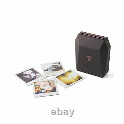 Fujifilm Instax Sp3 Wireless Mobile Printer High Speed Rechargeable Black Nouveau