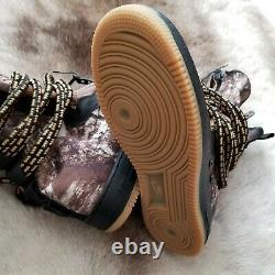 Nouveau $200 Nike Sf Air Force 1 Hommes High Top Boots Rope Lace Select Taille - Couleur