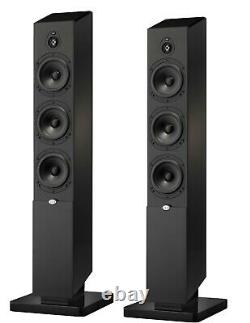 Nouveau Nht Ms Tower Dolby Atmos Floor Standing Tower Speaker (paire)