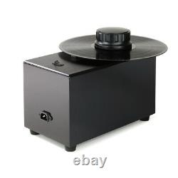 Record Doctor VI Record Cleaning Machine High-gloss Noir